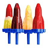 Tovolo Rocket Ice Pop Mold Popsicle