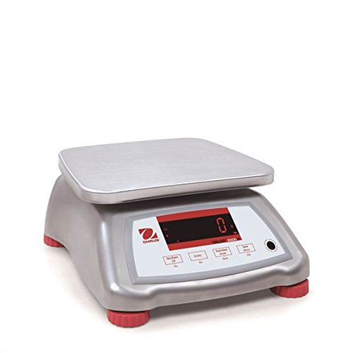 Ohaus V22XWE3T Valor 2000 XW Compact Bench Scale 3, 000g x ()