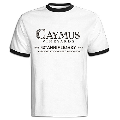 Funnyer Men's Caymus T-Shirt L Black
