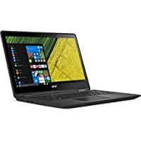 Acer 13.3 Intel Core i3 2.3 GHz 4GB Ram 128GB SSD Windows 10 Home|SP513-51-395G(Certified Refurbished)