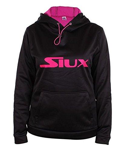 Siux Softshell SILS Mujer Negro Fucsia: Amazon.es: Deportes ...