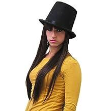 Felt Top Hat - Gentleman's Felt Top Hat In Black