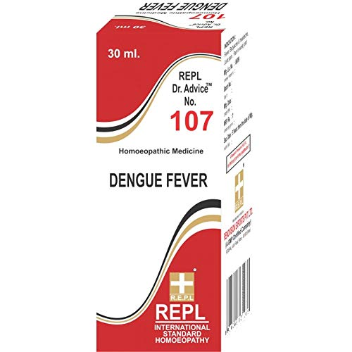 Renovision Exports Pvt. Ltd. Dr Advice No. 107 Dengue Fever 30 ML by REPL