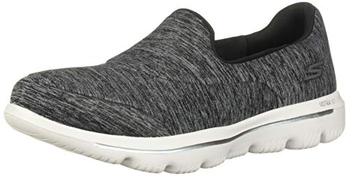 Skechers Womens Go Walk Evolution Ultra-Amazed Sneaker