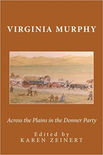 Book Across the Plains in the Donner Party by Virginia Reed Murphy (2016-03-15)