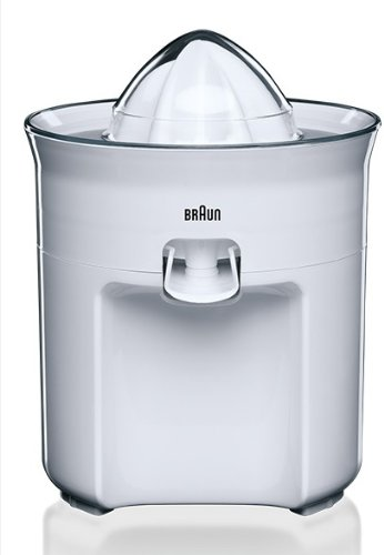 Braun CJ3050 TributeCollection Citrus Juicer, 220-volt (Not for USA - European Cord) Braun Kitchen Appliances