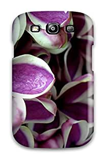 Galaxy S3 Case, Premium Protective Case With Awesome Look - Lilacs_syringa