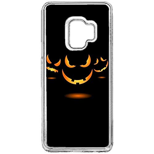 Samsung Galaxy S9 Halloween Phone Case,Dustproof Protective Case Cover,Halloween Hard Plastic Unique Hard Plastic Phone Case for Samsung Galaxy S9 Devices