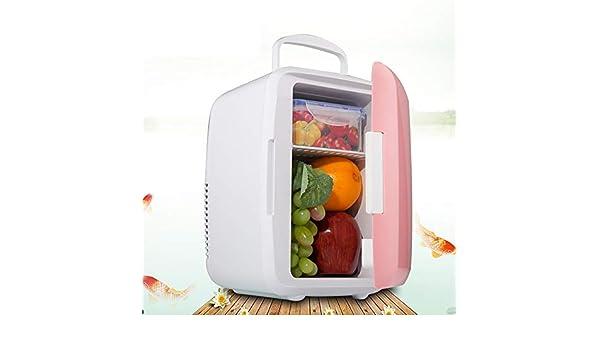 ZHL Caja de refrigeración eléctrica, refrigerador de 4L para ...