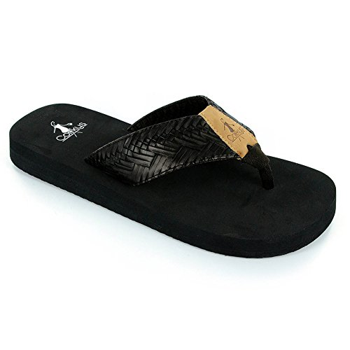 Corkys Womens Wauchula Sandals Black eAQHN