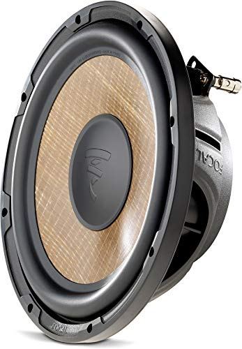 Focal Sub P 25FS 10″ Shallow 4-ohm Component Subwoofer
