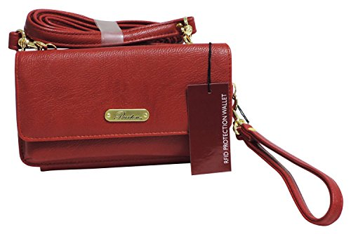 buxton-rfid-womens-convertible-mini-crossbody-bag-credit-card-wallet-cellphone-holder-red