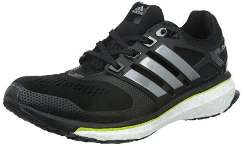 adidas Energy Boost ESM M - Zapatillas para hombre Negro / Amarillo