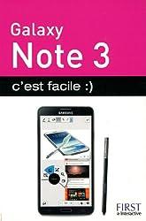 Galaxy Note 3 c'est facile