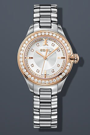 Ebel Womens ONDE Diamond watch 1216097