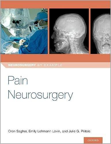 Pain Neurosurgery (Neurosurgery by Example) - Original PDF