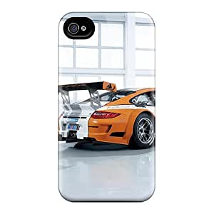 Snap-on Porsche 911 Gt3 R Hybrid Cases Covers Skin Compatible With Iphone 6