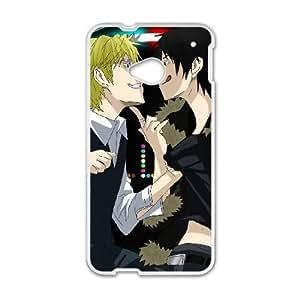 HTC One M7 Cell Phone Case White DuRaRaRa F8213860