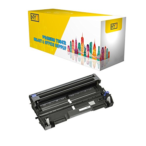 Brother Mfc 8460n Multifunction Printer - New York Toner New Compatible 1 Pack High Yield Drum for Brother DR520 - MFC Multifunction Printers:MFC-8460N | MFC-8470DN | MFC-8660DN | MFC-8670DN | MFC-8860DN .-Black