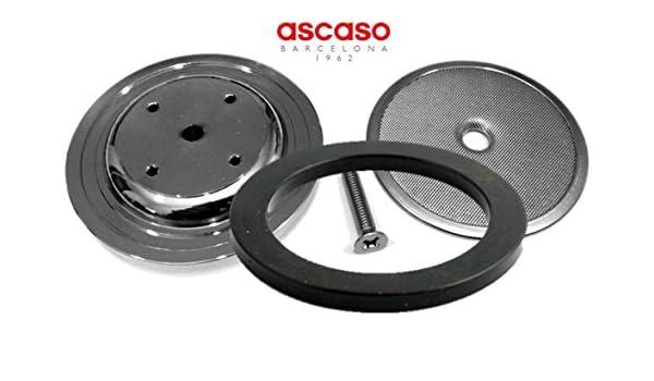 Café molido + kit convertidor Ascaso 09/12 antes de: Amazon.es: Hogar