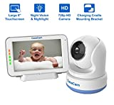 CasaCam BM200 Video Baby Monitor with 5