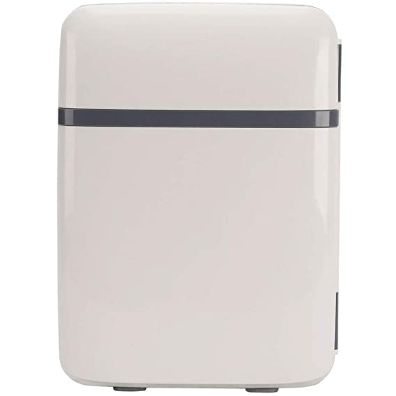 Mini Nevera Gris, Compacta Refrigerador y Más Cálido 10L Coche ...