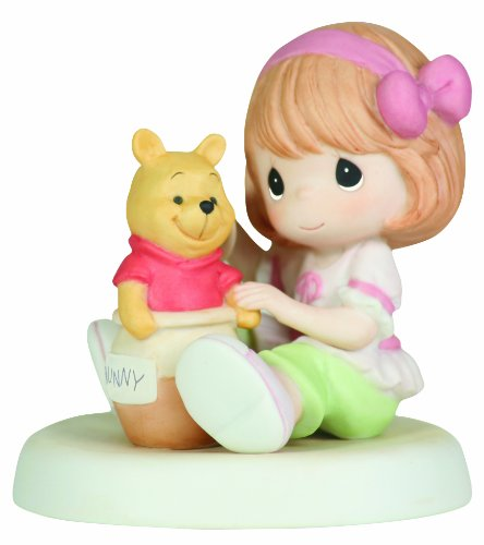 Precious Moments Disney Hunny, You are Always Full of Sweet Surprises Figurine
