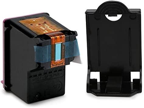VIVINK - Cartuchos de tinta reciclados para HP Deskjet 3940 D1530 F2280 D2360 D2460 D1460 F2180 F380 F4180, HP Officejet 4315, HP PSC 1410 (2 ...