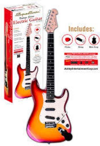 (Spectrum AIL 78CFM Solid-Body Electric Guitar)