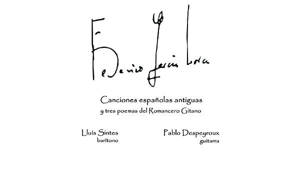 Romance sonámbulo de Lluís Sintes en Amazon Music - Amazon.es