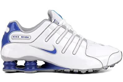 Amazon.com | Nike Shox NZ Mens Running Shoes 378341-140