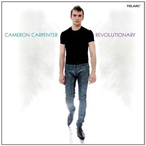 CD : Cameron Carpenter - Revolutionary (Bonus DVD, 2PC)