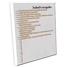EDV- Ausdruecke von A-Z (erklaerte Begriffe aus der PC-Technik /Informationstechnik) -german glossary computer technology/ data processing (German Edition)
