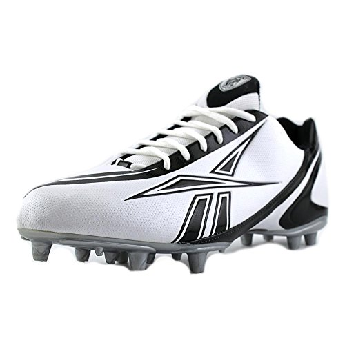 Reebok Pro Brenner Hastighet Lave M3 Menns Fotballsko Størrelse Oss 13, Vanlig Bredde, Farge Sort / Hvitt