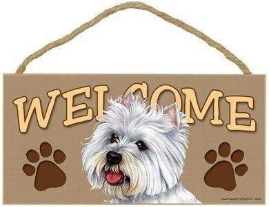 West Highland Black Terrier West Highland Terrier Door Hanger West Highland Terrier Gift West Highland Terrier Decor West Highland door