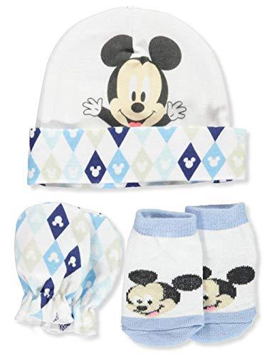 Disney Mickey Mouse 4 Piece Take me Home Layette Set