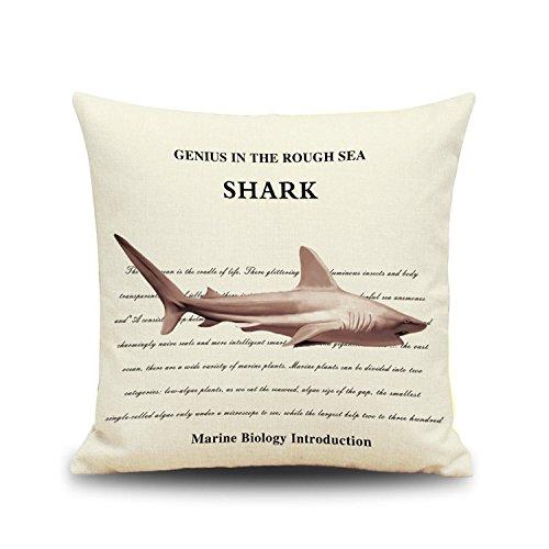 Ocean Cotton Decorative Pillow Cushion product image