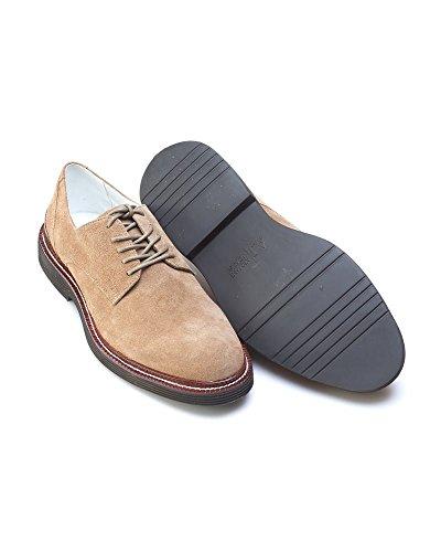 Scarpe uomo Armani Jeans, scamosciate beige art. C655464 Beige