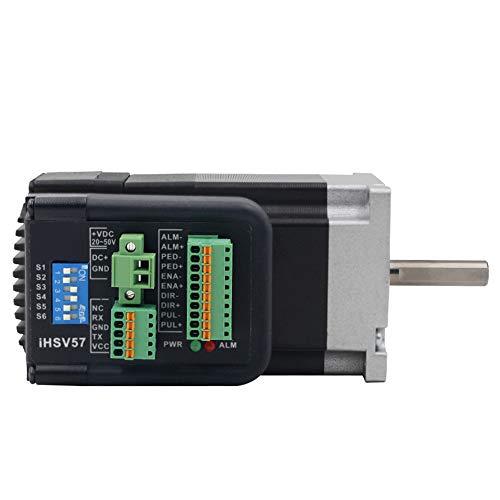 T-king IHSV57-30-10 Integrated AC Servo Motor Drive Set DC36V 100W 3000RPM 0.29NM