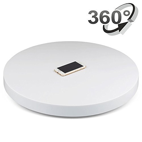Professional 360 Degree Electric Rotating Turntable for Photography,24