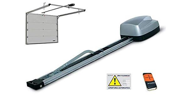 Kit Compatible Nice SP6100 SP6065 Motor para Puertas seccionales basculantes Spider: Amazon.es: Bricolaje y herramientas