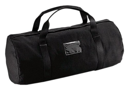 4e9bf8227303 Uncle Mike s Law Enforcement 52441 Compact Plain Duffel Bag with Clear  Plastic I.D. Holder