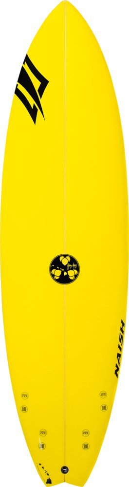 Naish shortboard - Gerry Lopez Tabla de Surf - 6 4 ...