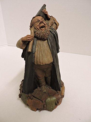 "Tom Clark Gnome by Cairn Studios ""Grad"" 1990 Retired Figurine"