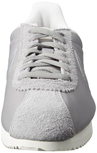 Scarpe Nike – Classic Cortez Nylon Prem grigio/argento/bianco