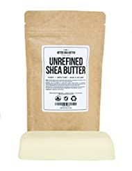 Unrefined Shea Butter by Better Shea Butter - Ivory - 8 oz