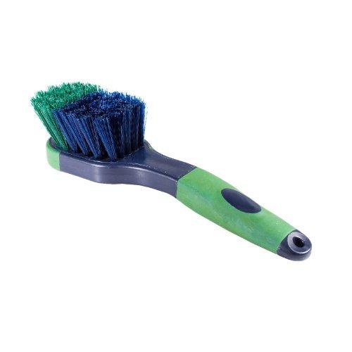 Bucket Brush (Horze Softgrip Bucket Brush, Dark Blue)