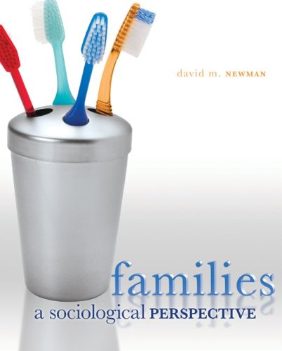 Families: A Sociological Perspective by McGraw-Hill Humanities/Social Sciences/Languages