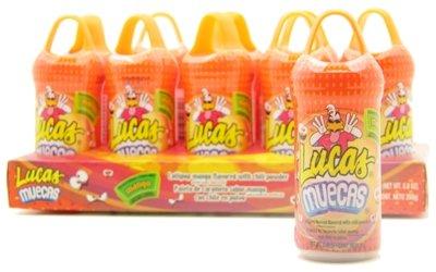 Lucas Muecas Lollipop Mango: 4 - 10 Count