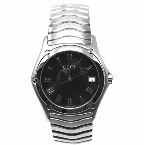 Ebel Classic Wave quartz womens Watch 1187F410225 (Certified Pre-owned)